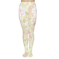 Lovely Floral 36c Women s Tights by MoreColorsinLife