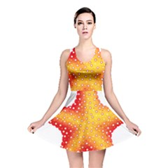 Starfish Reversible Skater Dress by BangZart