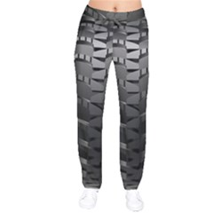 Tire Drawstring Pants