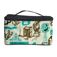 Telegramme Cosmetic Storage Case by BangZart