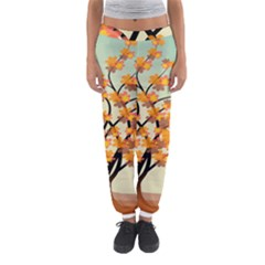 Branches Field Flora Forest Fruits Women s Jogger Sweatpants by Nexatart