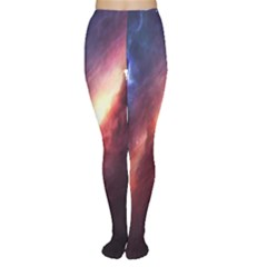 Digital Space Universe Women s Tights