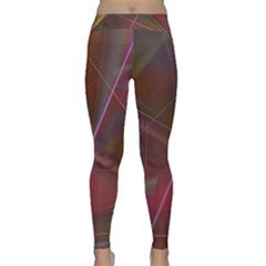80sraveparty Classic Yoga Leggings