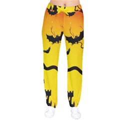 Halloween Night Terrors Drawstring Pants