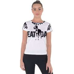 Great Dane Short Sleeve Sports Top