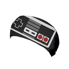 Video Game Controller 80s Yoga Headband by Valentinaart