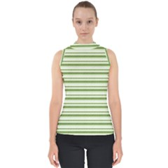 Spring Stripes Shell Top by designworld65