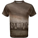Collection: Art Earth Elements<Br>Print Design: Stonehenge - Terrastone<Br>Style: Men s T