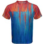 Collection: Firewater<br>Print Design: Icefire <br>Style: Men s T