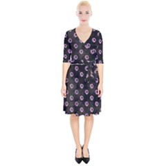 Raven Moon Wrap Up Cocktail Dress by greenthanet