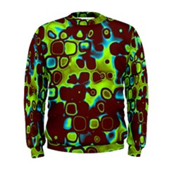 Psychedelic Lights 6 Men s Sweatshirt by MoreColorsinLife