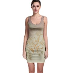 2349 Pattern Background Faded 3840x2400 Bodycon Dress by amphoto