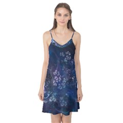 Fractal Line Pattern  Camis Nightgown by amphoto