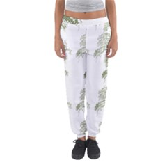 Trees Tile Horizonal Women s Jogger Sweatpants by Nexatart
