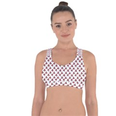 Ladybug Cross String Back Sports Bra by stockimagefolio1