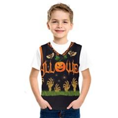 Halloween Kids  Sportswear by Valentinaart