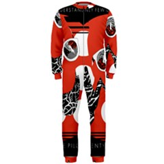 Twenty One Pilots Poster Contest Entry Onepiece Jumpsuit (men)  by Onesevenart