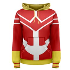 Junior Hero Women s Pullover Hoodie by NoctemClothing