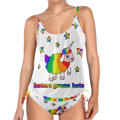 Unicorn Sheep Tankini Set