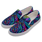 Coherence - Men s Canvas Slip Ons