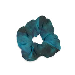 Space All Universe Cosmos Galaxy Velvet Scrunchie