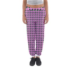 Pattern Grid Background Women s Jogger Sweatpants by Nexatart