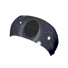 Brightest Cluster Galaxies And Supermassive Black Holes Yoga Headband by Mariart