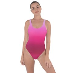 Line Pink Space Sexy Rainbow Bring Sexy Back Swimsuit by Mariart