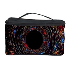 Space Star Light Black Hole Cosmetic Storage Case by Mariart