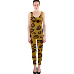 Classic Leopard Onepiece Catsuit by TRENDYcouture