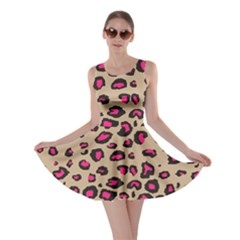 Pink Leopard 2 Skater Dress by TRENDYcouture