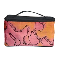 Fantasy Dungeon Maps 6 Cosmetic Storage Case by MoreColorsinLife