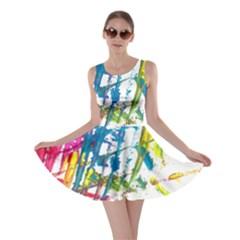 No 128 Skater Dress by AdisaArtDesign