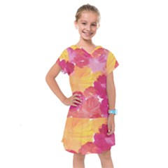 No 136 Kids  Drop Waist Dress by AdisaArtDesign