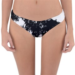 Black Father Daughter Natural Hill Reversible Hipster Bikini Bottoms by Mariart