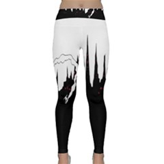 City History Speedrunning Classic Yoga Leggings by Mariart