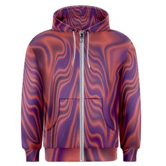 Holographic Design Men s Zipper Hoodie by tarastyle