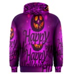 Happy Ghost Halloween Men s Pullover Hoodie
