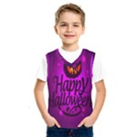 Happy Ghost Halloween Kids  SportsWear