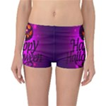 Happy Ghost Halloween Reversible Boyleg Bikini Bottoms