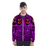 Happy Ghost Halloween Wind Breaker (Men)
