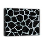 SKIN1 BLACK MARBLE & ICE CRYSTALS Deluxe Canvas 16  x 12