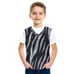 SKIN3 BLACK MARBLE & ICE CRYSTALS (R) Kids  SportsWear