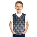 WOVEN1 BLACK MARBLE & ICE CRYSTALS (R) Kids  SportsWear
