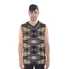 011213002009s Men s Basketball Tank Top by OZarBrownStore