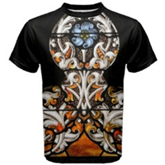 Portal Men s Cotton Tee by lawsonphotography