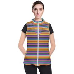 Pattern Women s Puffer Vest