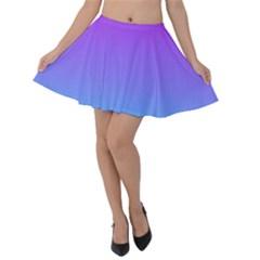 Pattern Velvet Skater Skirt by gasi
