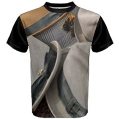 Meeting Men s Cotton Tee by lawsonphotography