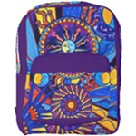 Sun & Moon - Full Print Backpack